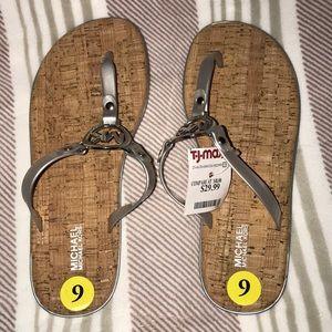 MICHAEL Michael Kors Flip Flop Sandals